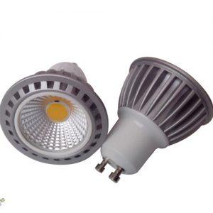 LED sijalica GU10 &W COB