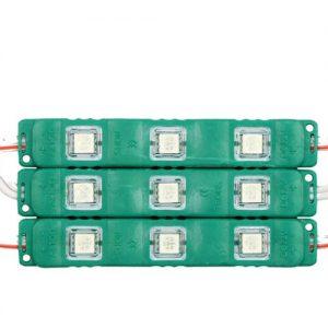 LED modul zeleni