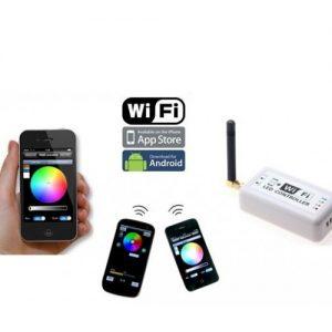 Wi-Fi RGB LED kontroler 144W