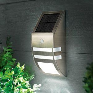 Solarna LED lampa sa senzorom