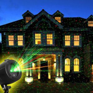 Laser projektor