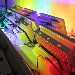RGB reflektor 10W, 30W, 50W
