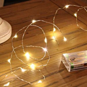 Mikro LED na baterije