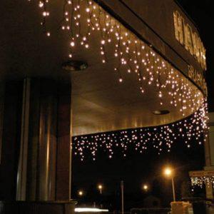 LED novogodišnje ledenice – sige