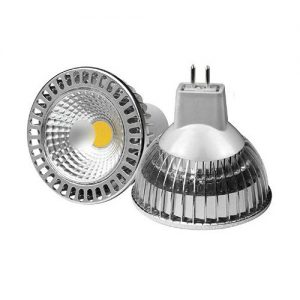 LED MR16 3W COB 2800K