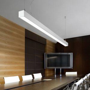 Linijska LED viseća lampa 40W