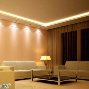 LED traka 3528 toplo bijela