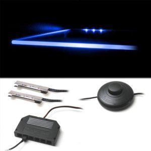 LED osvjetljenje za staklene police