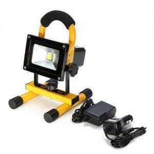 10W LED reflektor prenosivi