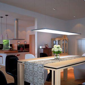 LED panel 120×30 4500K-6000K