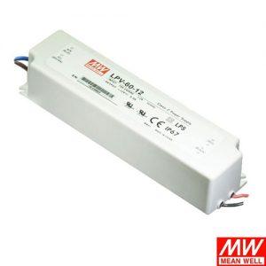 Napajanje Meanwell LPV – 60W – 12V IP67