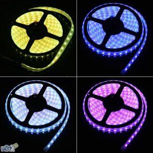 LED traka 5050 RGB vodootporna 60SMD/m