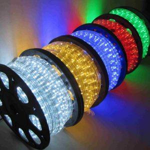 Novogodišnje LED crijevo