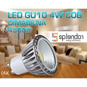 Dimabilna sijalica GU10 7W LED