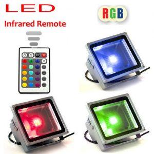 RGB reflektor 50W