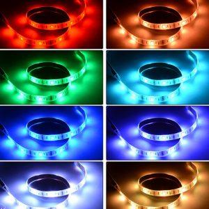 RGB LED traka 5050 30 SMD/m profesional