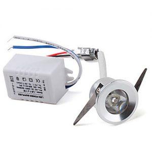 LED ugradni mini modul 1W