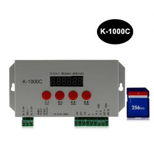 Digitalni kontroler novi model K1000-C DMX