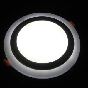 LED panel 12W+4W ugradni