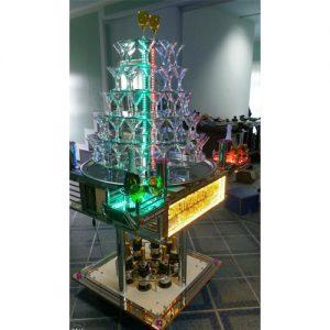 Šampanjac piramida
