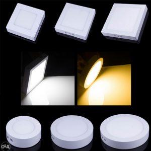 LED PANELI 3000K-4000K-6000K