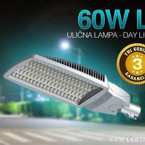 LED ulična lampa 60W