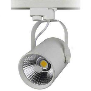 LED šinski reflektor 25W