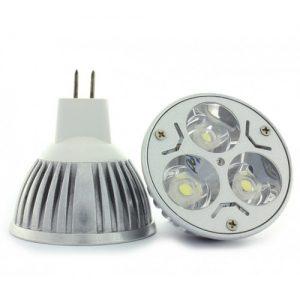 LED MR16 3W
