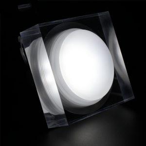 LED ugradna dekorativna lampa 7w
