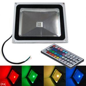 LED RGB REFLEKTOR 30W