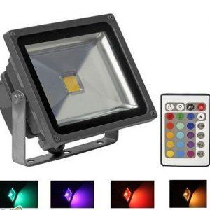 LED RGB reflektor 10W, 30W, 50W