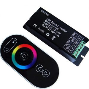RGB LED RF kontroleri
