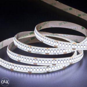 LED TRAKA 240 LEDs/m 24V 6000K