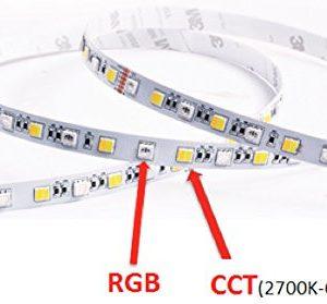 LED TRAKA RGB+CCT (3000K+4000K)