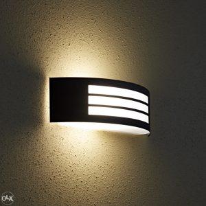 ZIDNA DEKORATIVNA LED LAMPA