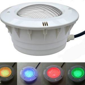 Ugradna bazenska LED lampa 18W RGB