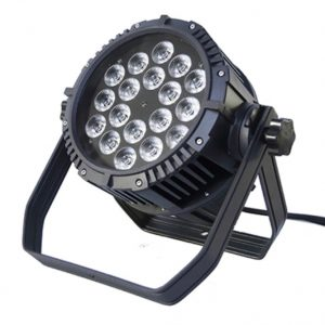 LED reflektor PAR 18 RGBW IP65