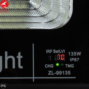 Solarni LED reflektor 150W
