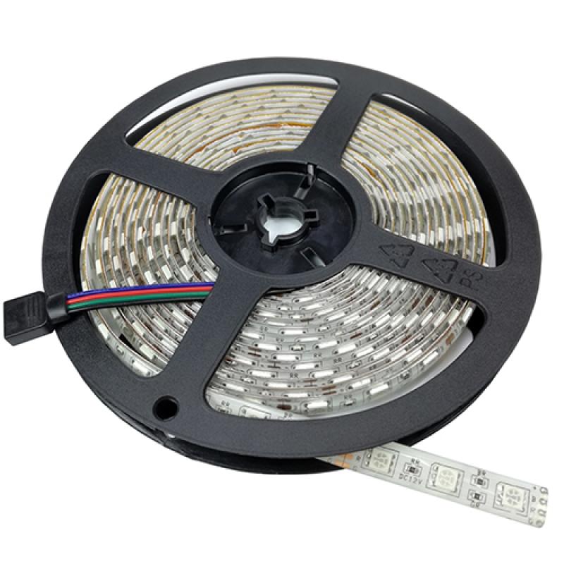 LED TRAKA 5050 60 SMD/m RGB NWP