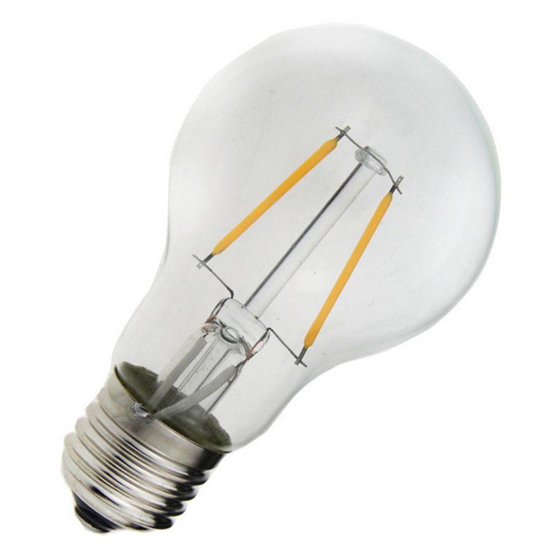 E27 2W 3000K Edison