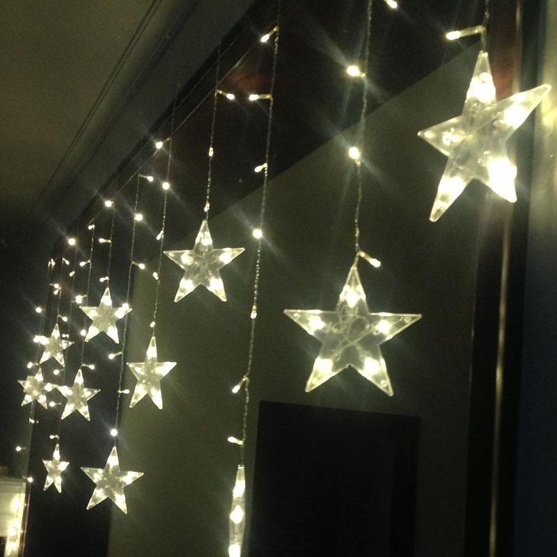 LED lampice sa zvijezdama